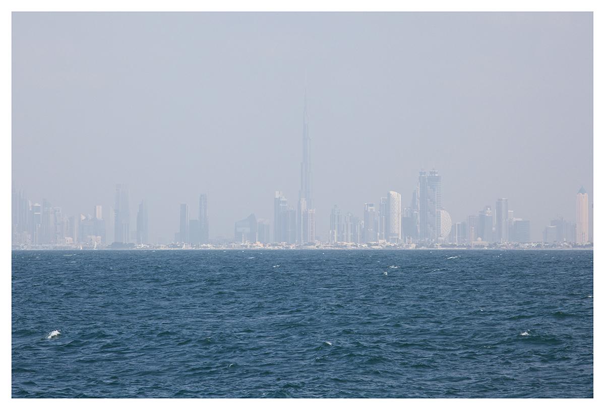 Global Golden Cut (Skyline, Dubai, 2013)