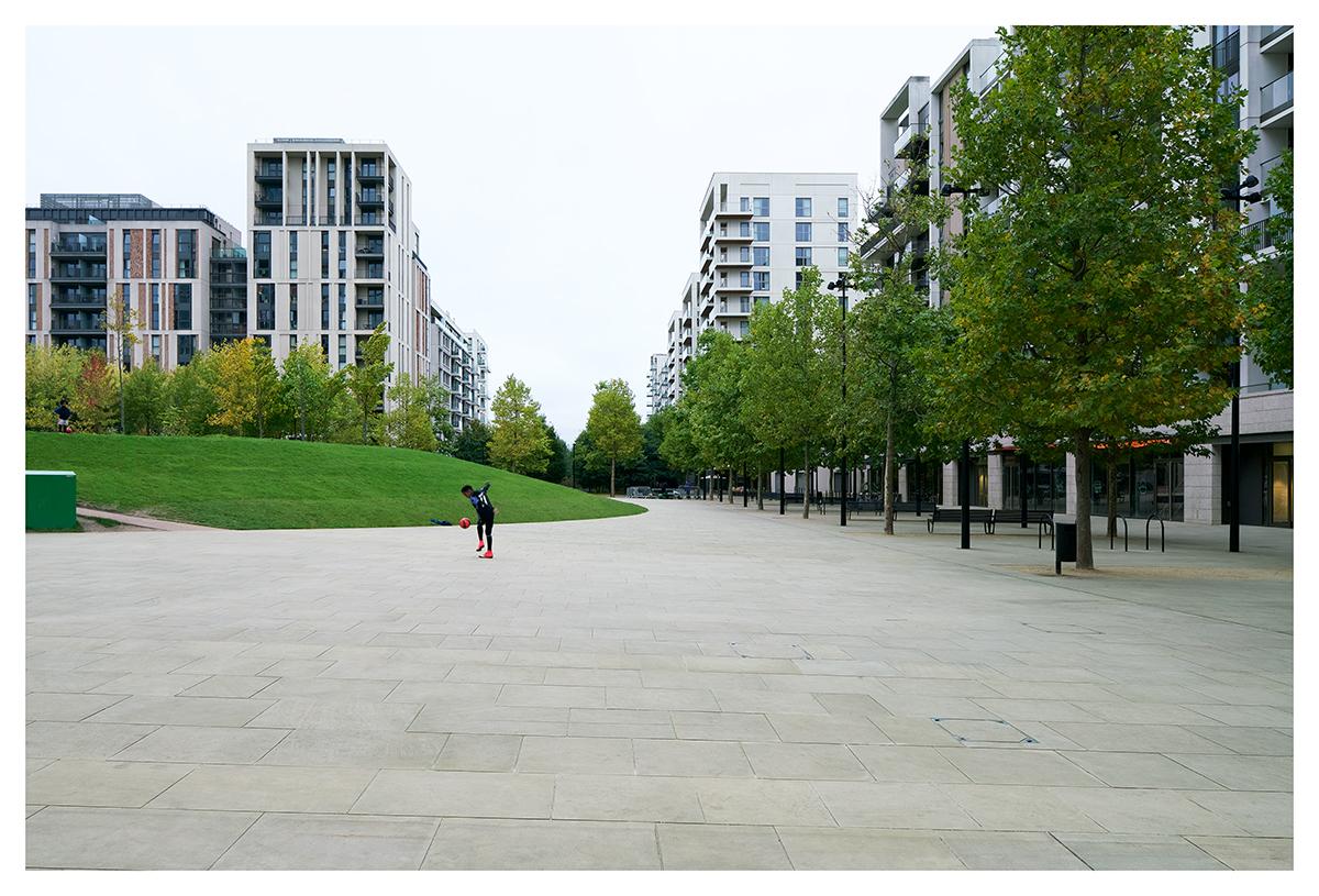 Half Alive (Olympic Village, London, 2017)