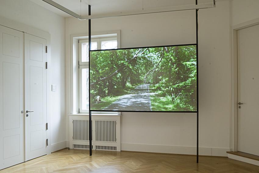 Andreas Kempe, Sehnsucht nach dem Jetzt. Ausstellung im Schloss Biesdorf. Raum 1.04