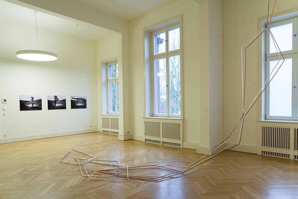 Sehnsucht nach dem Jetzt. Ausstellung im Schloss Biesdorf. Raum-1.01