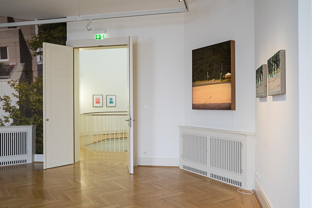 Sehnsucht nach dem Jetzt. Ausstellung im Schloss Biesdorf. Raum-1.03