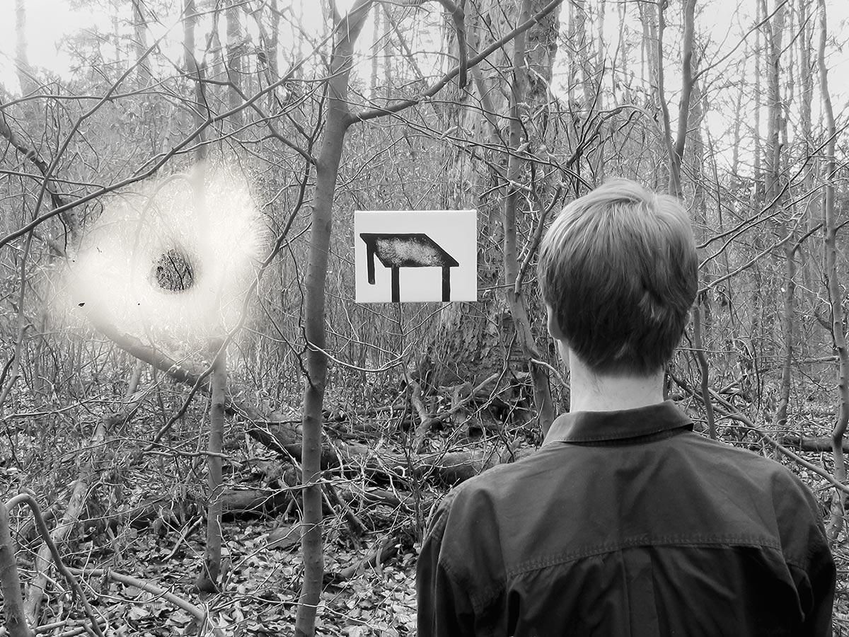 wild cube  #02, Fotografie, Hahnemühle FineArt, Baryta Satin, 22,5 x 30 cm, 2011/15