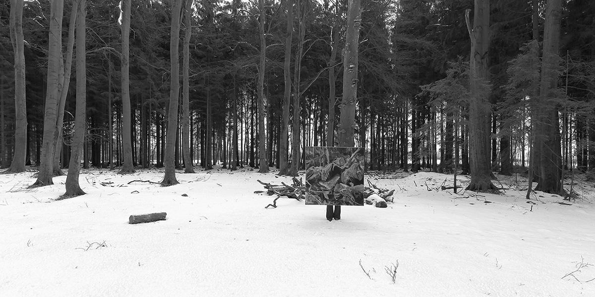 Bildling reloaded #10, Fotografie, Hahnemühle FineArt, Baryta Satin, 60 x 120 cm, 2011/15
