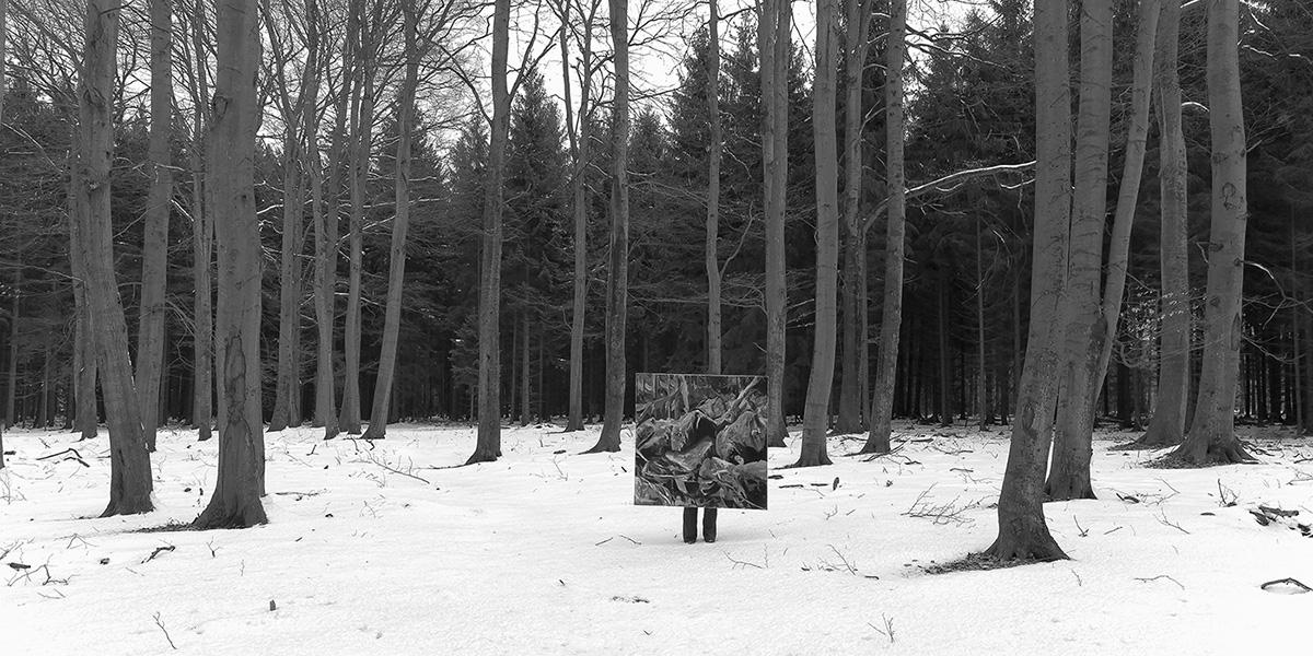 Bildling reloaded #12, Fotografie, Hahnemühle FineArt, Baryta Satin, 60 x 120 cm, 2011/15