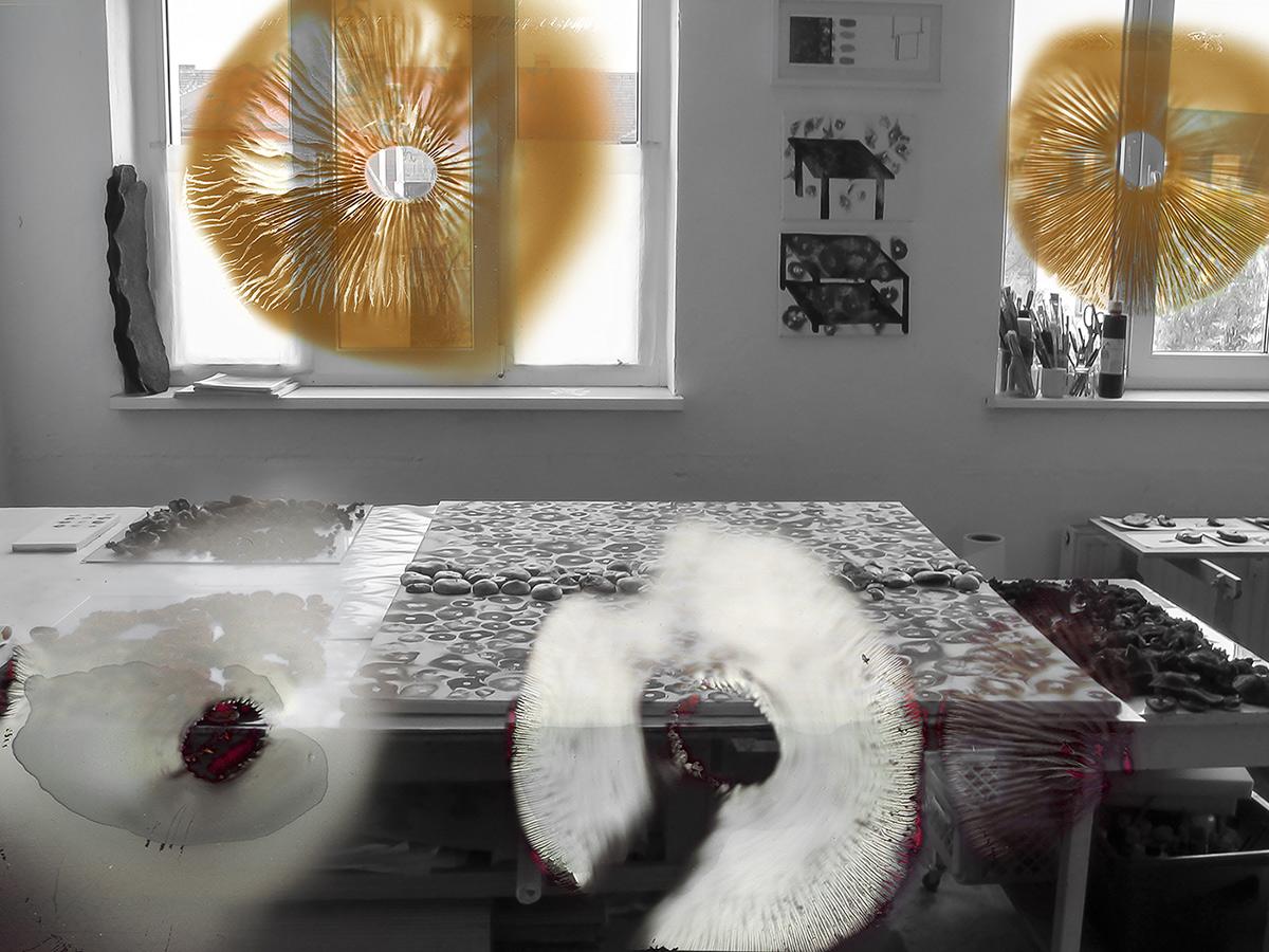 wild cube  #12, Fotografie, Hahnemühle FineArt, Baryta Satin, 22,5 x 30 cm, 2011/15